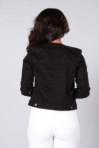 Beat It Jacket - Black