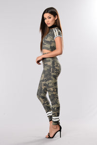 Cam On Over Baby Pants - Camo