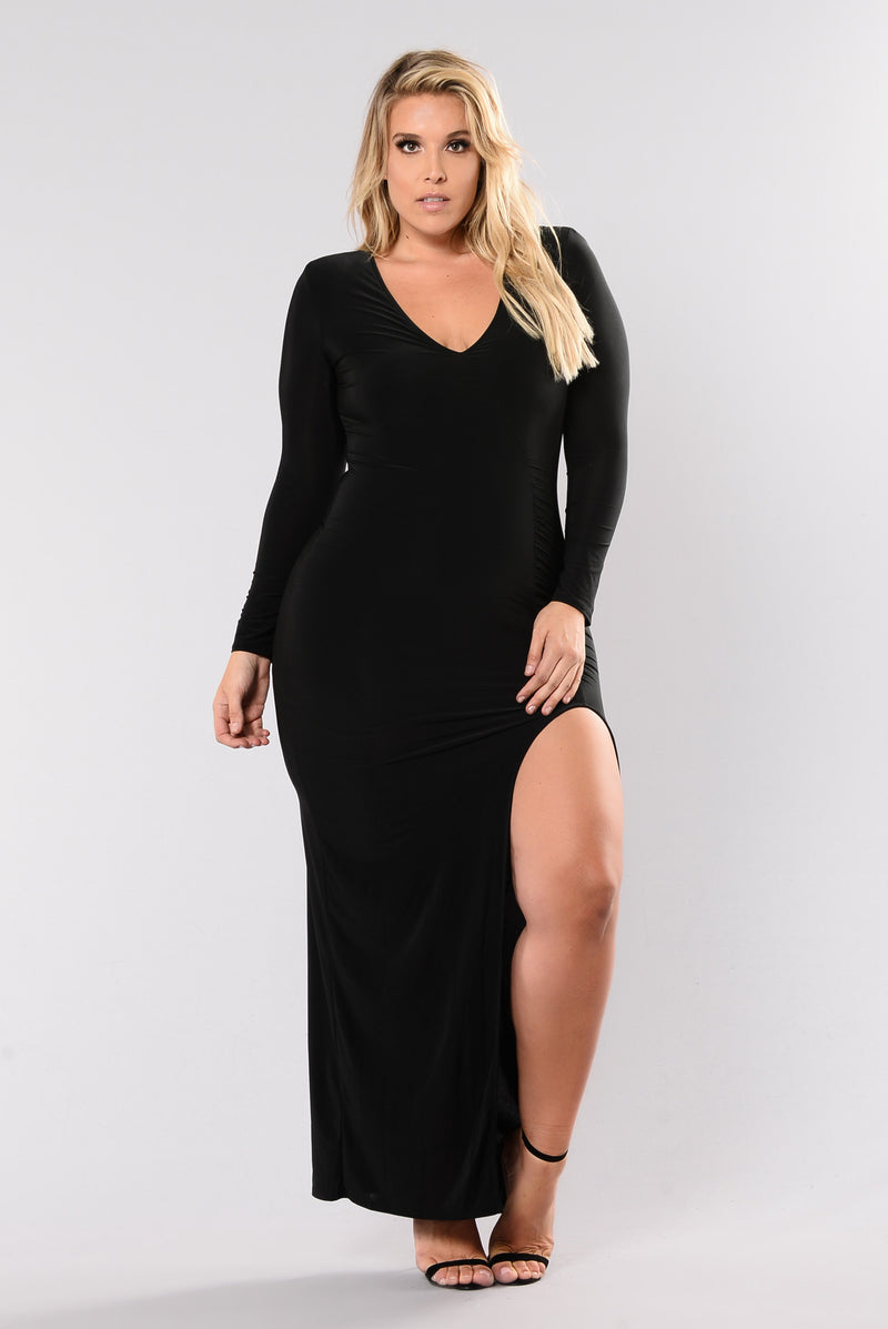 Love Sex Magic Dress - Black