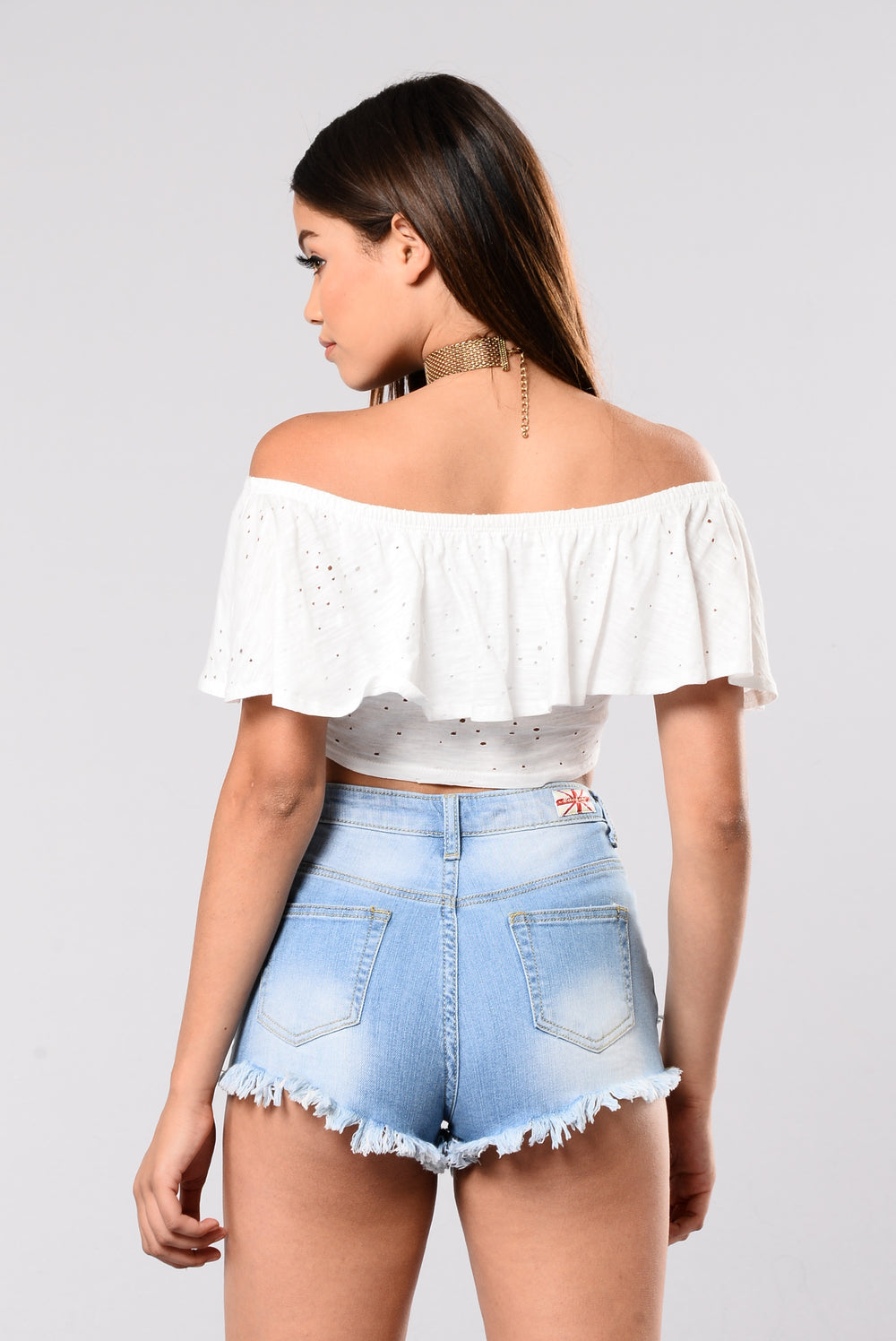 Show Top - White