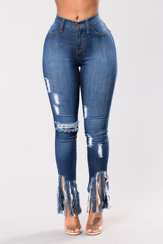 Looking Good In Them Jeans - Medium Blue