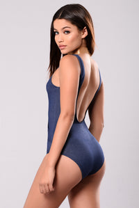 Sport Swimwear - Dark Denim