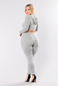 Wanderlust Leggings - Grey Angle 14