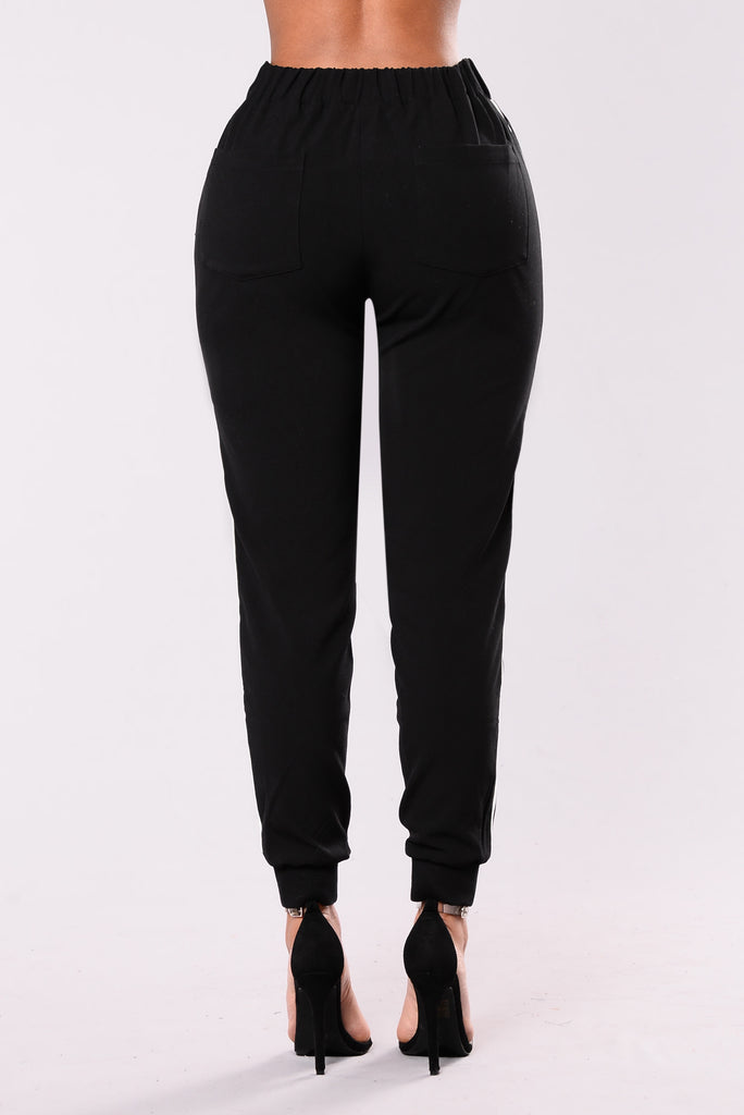 Fresh To Death Pants - Black