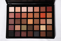Beauty Creations: 35 Color Pro Palette - Jasmin