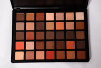 Beauty Creations: 35 Color Pro Palette - Ruby