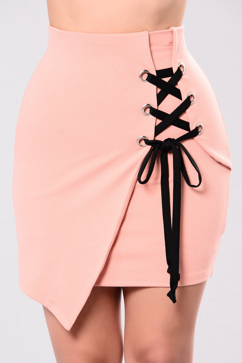 Joscelyn Skirt - Blush