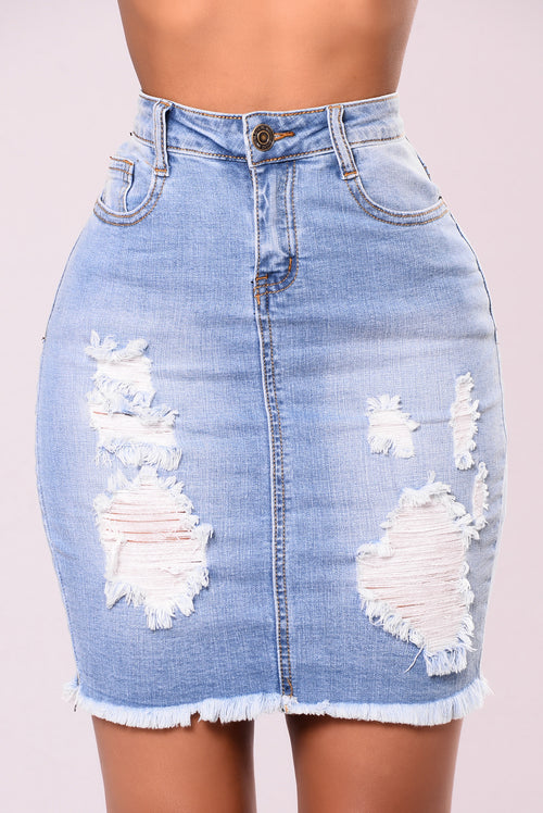 Tallulah Skirt - Light