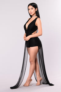 Allied Dress - Black