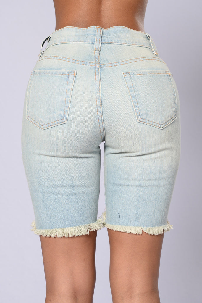 Great Escape Shorts - Medium Blue