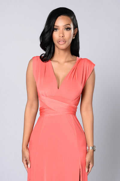 Show You How Dress - Tangerine