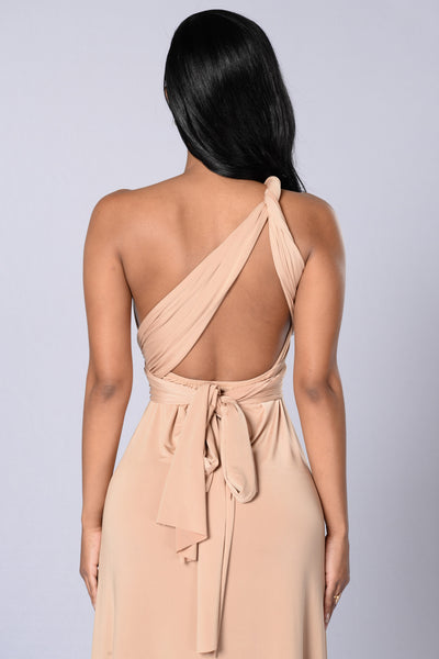 Show You How Dress - Nude