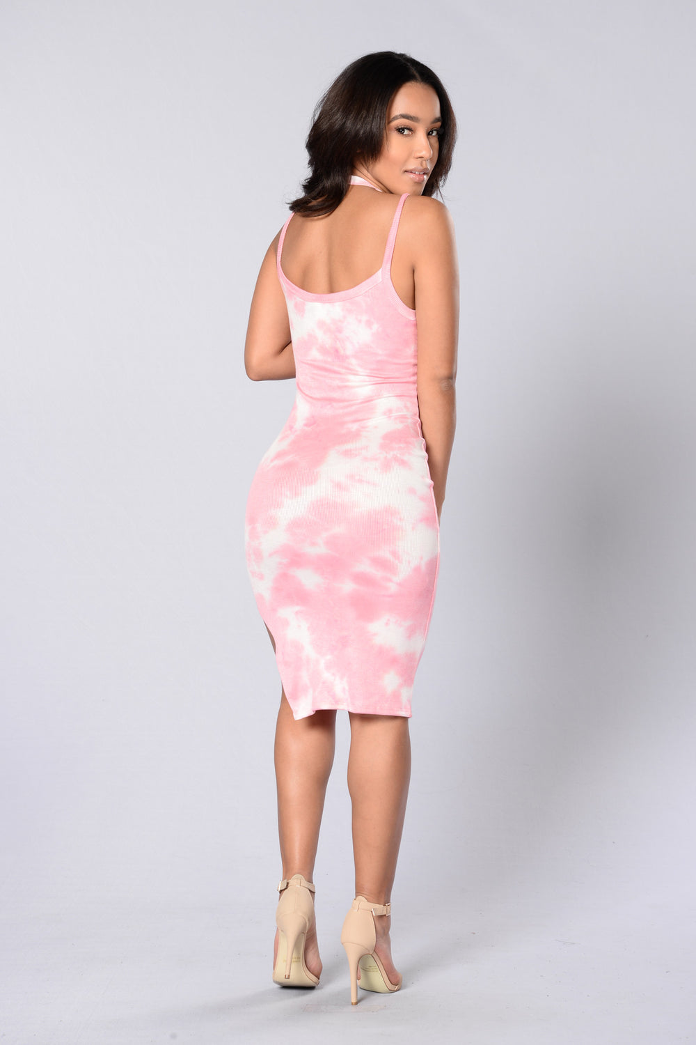 Strawberry Crush Dress - Pink