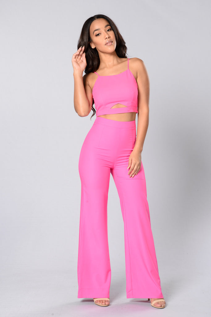 Gianni Top - Hot Pink