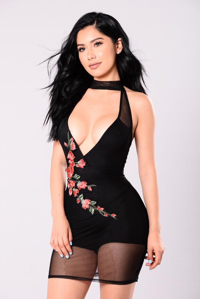 Cassie Dress - Black