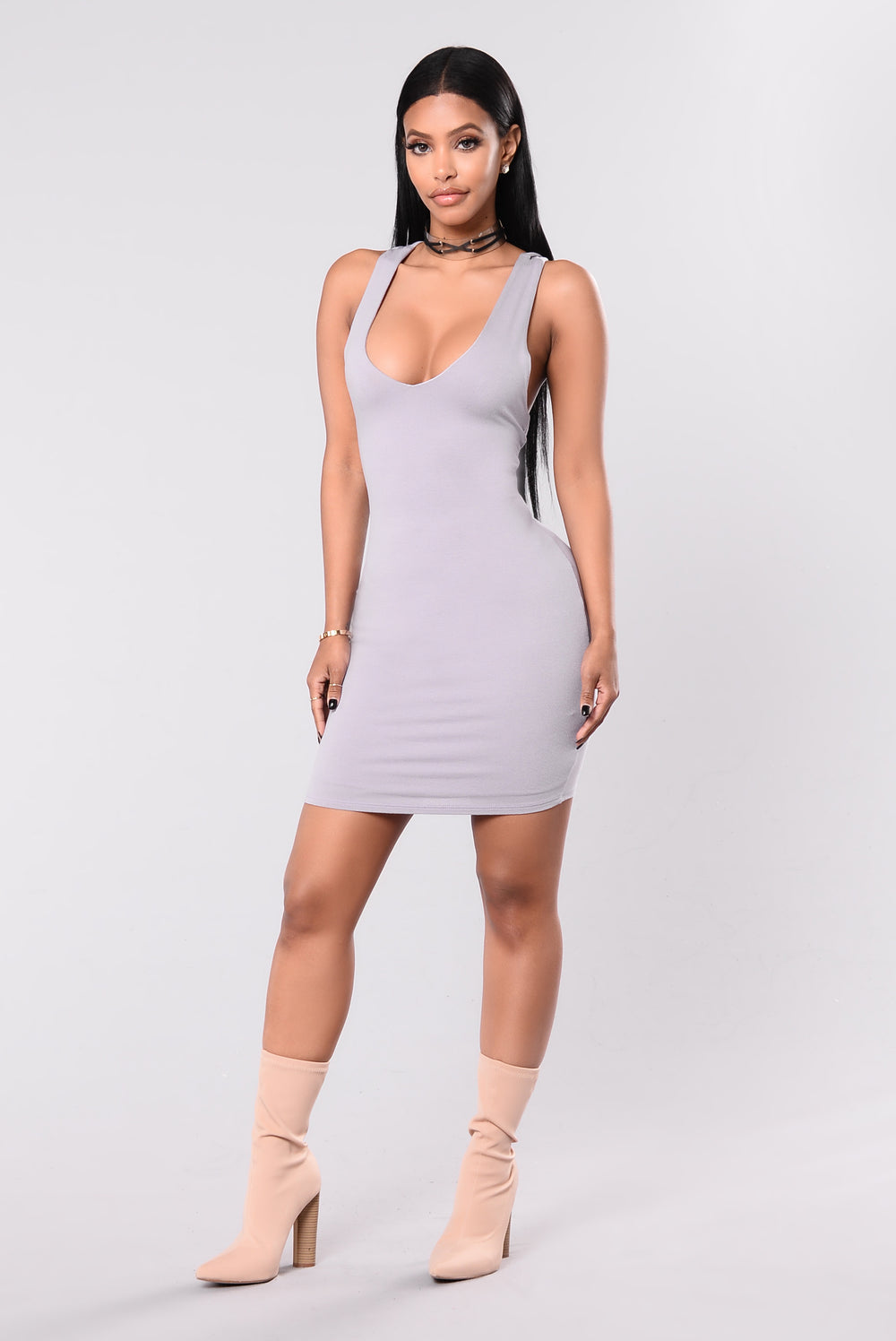 Feel Like This Dress - Lavender