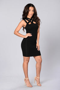 Delaney Dress - Black
