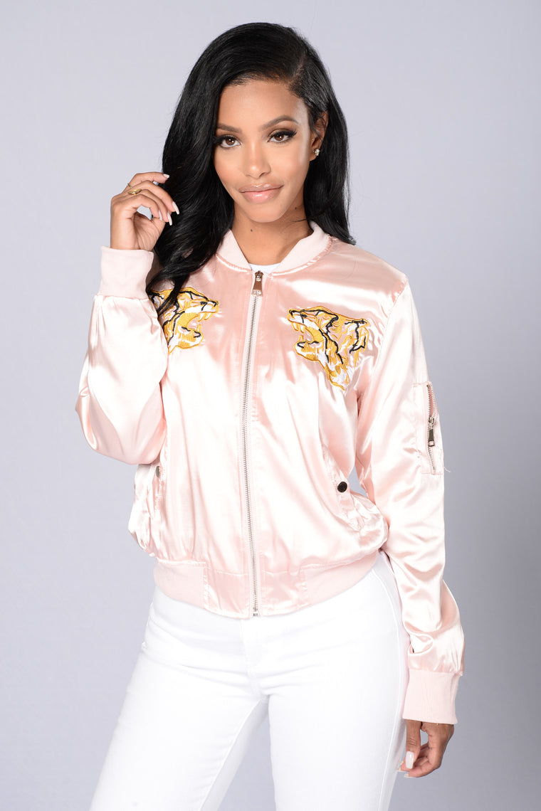 Out in the Wild Jacket - Pink