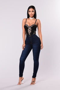 It's Yours Bodysuit - Black