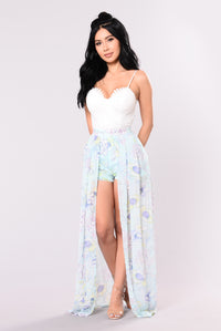 Morning Secrets Dress - Multi Floral