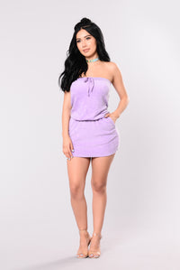 Ailey Dress - Lavender