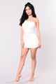 Ailey Dress - White