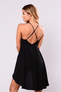Electric Lightning Romper - Black