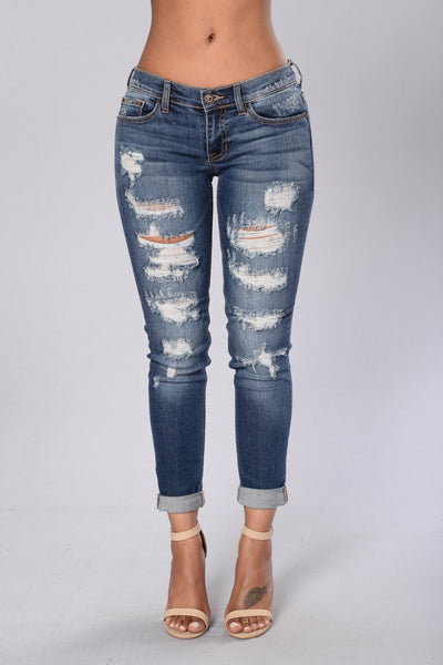 Bay Jeans - Medium Wash