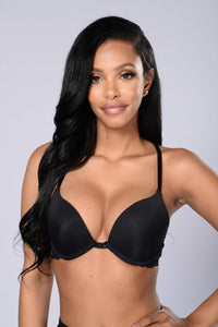 Your Fantasy Bra - Black