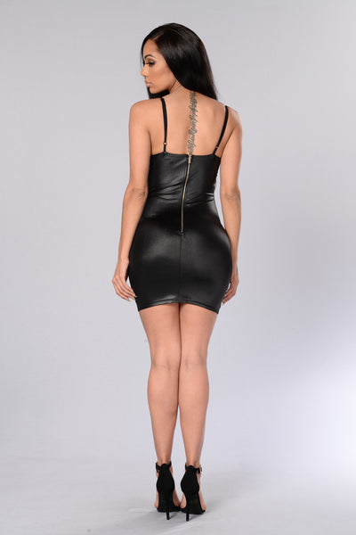 Shelly Dress - Black