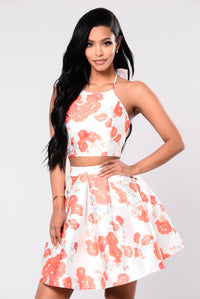 Be Your Sunshine Set - Ivory Floral