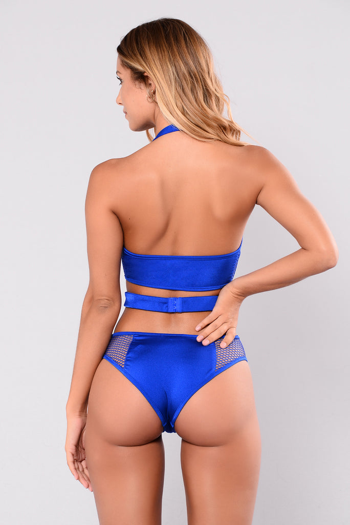 Poolside Dancing Monokini - Royal