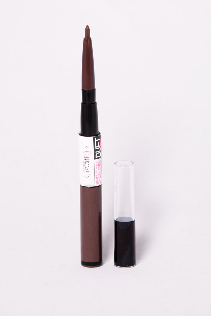 Beauty Creations: Brow Duet - Chocolate