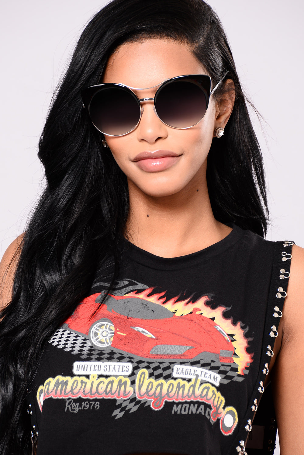 Belmont Shore Sunglasses - Black