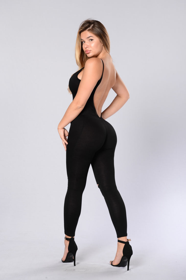 Jetsetter Jumpsuit - Black