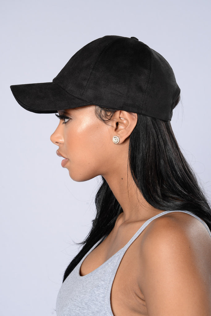 Take Me Out Cap - Black