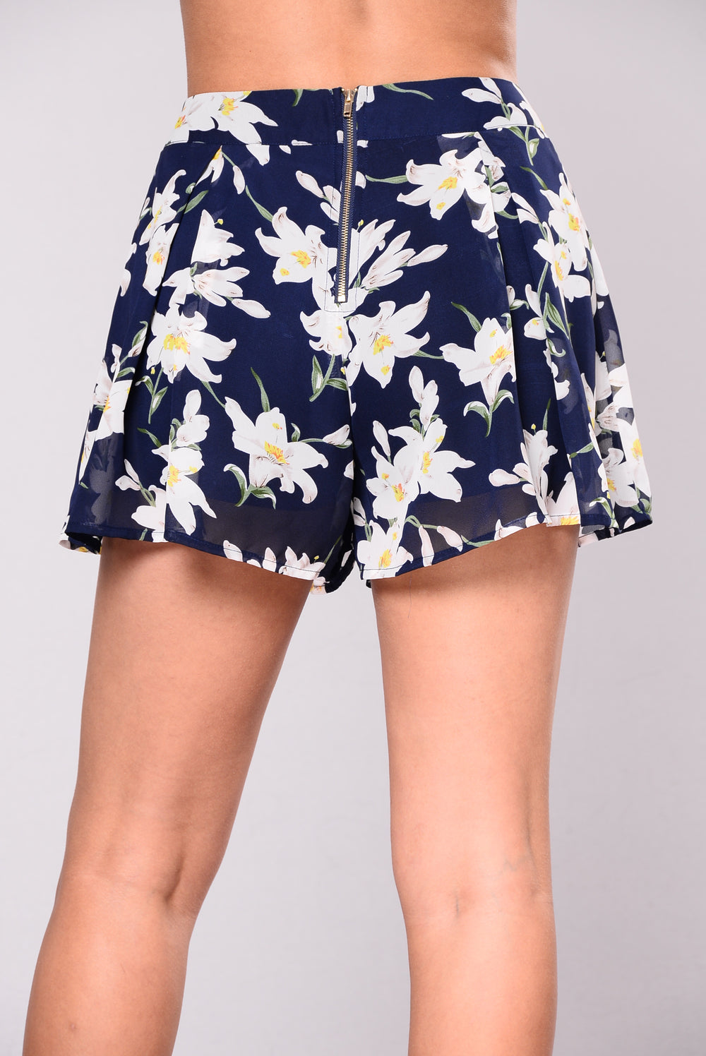 This Love Is A Sure Thing Set - Navy Floral
