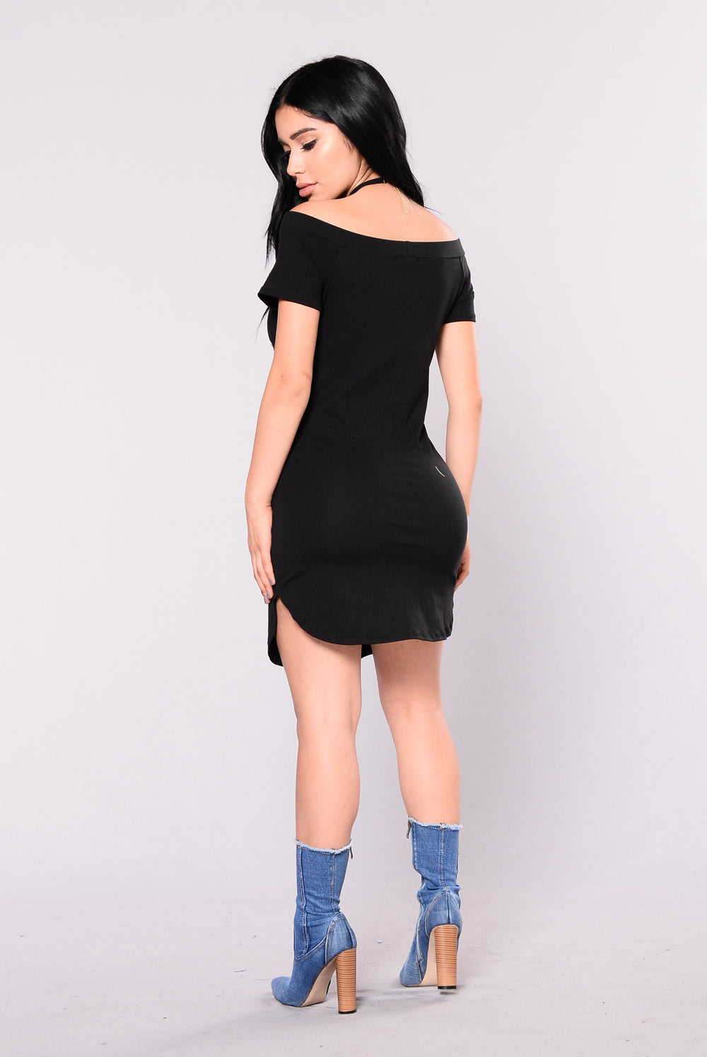 Young California Dress - Black