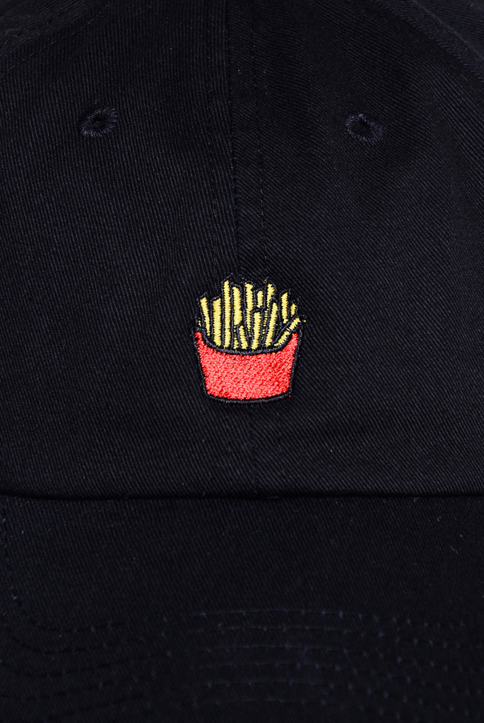 Fries Cap - Black