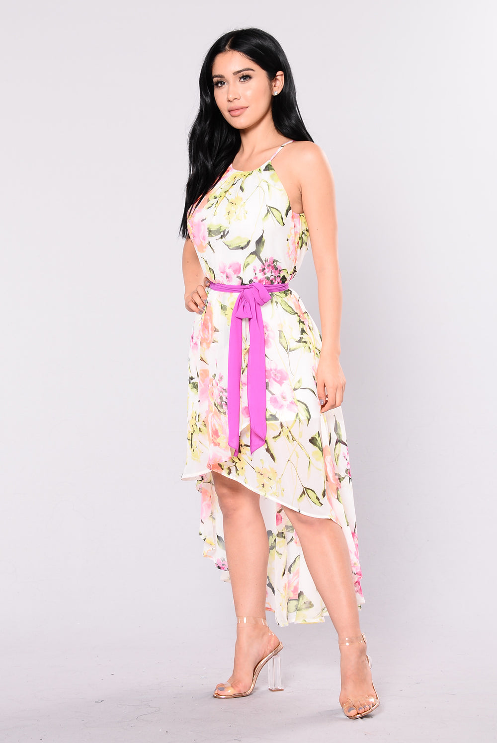 Estefania Dress - Ivory