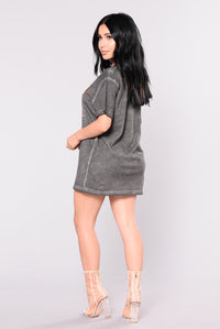 Rocky Ride Tunic - Grey