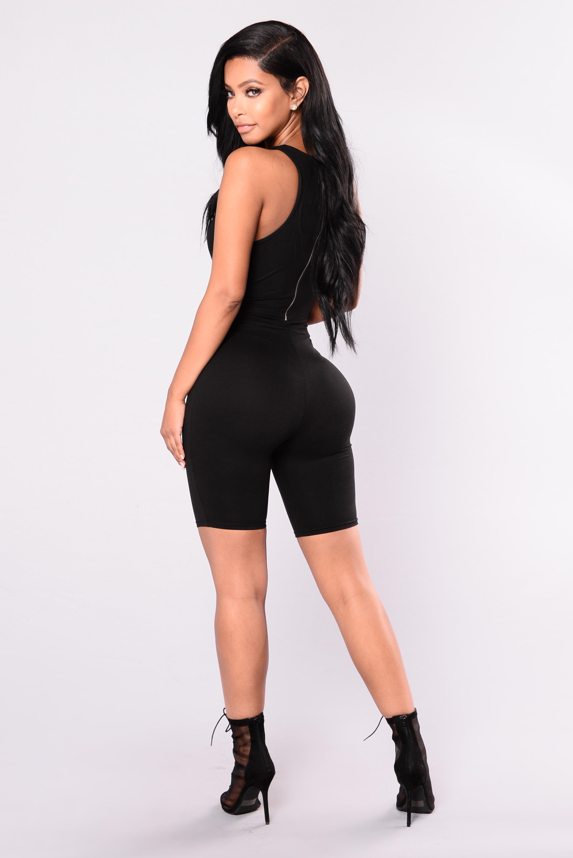08047c9bedc3 Remedy For Everything Romper - Black