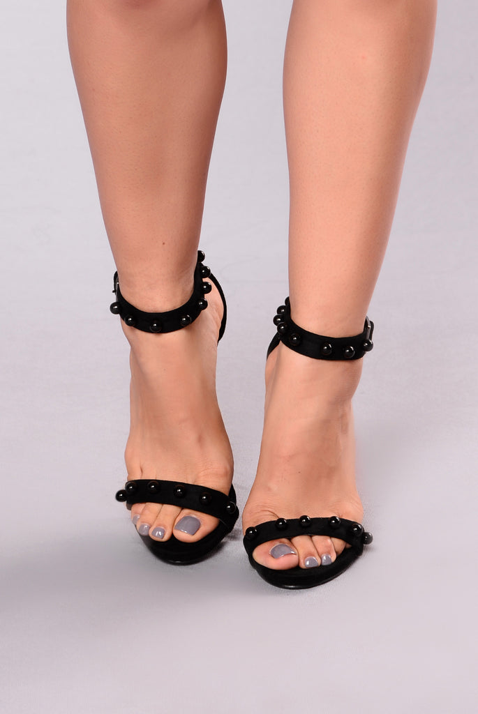 Hope Of Doubt Heel - Black