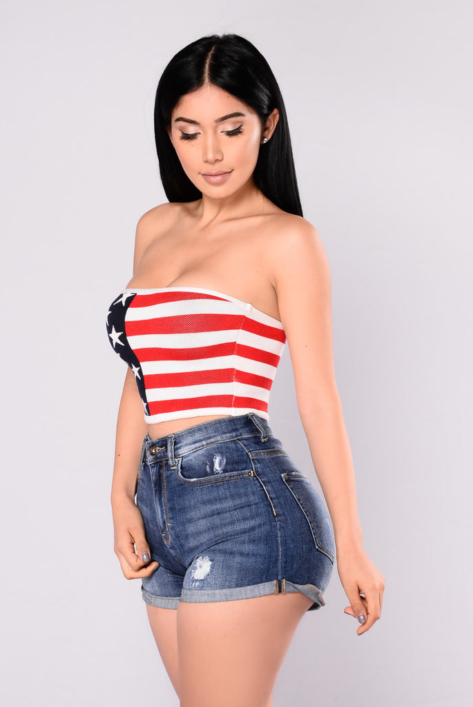 Great america tube top flag for Tube top pictures