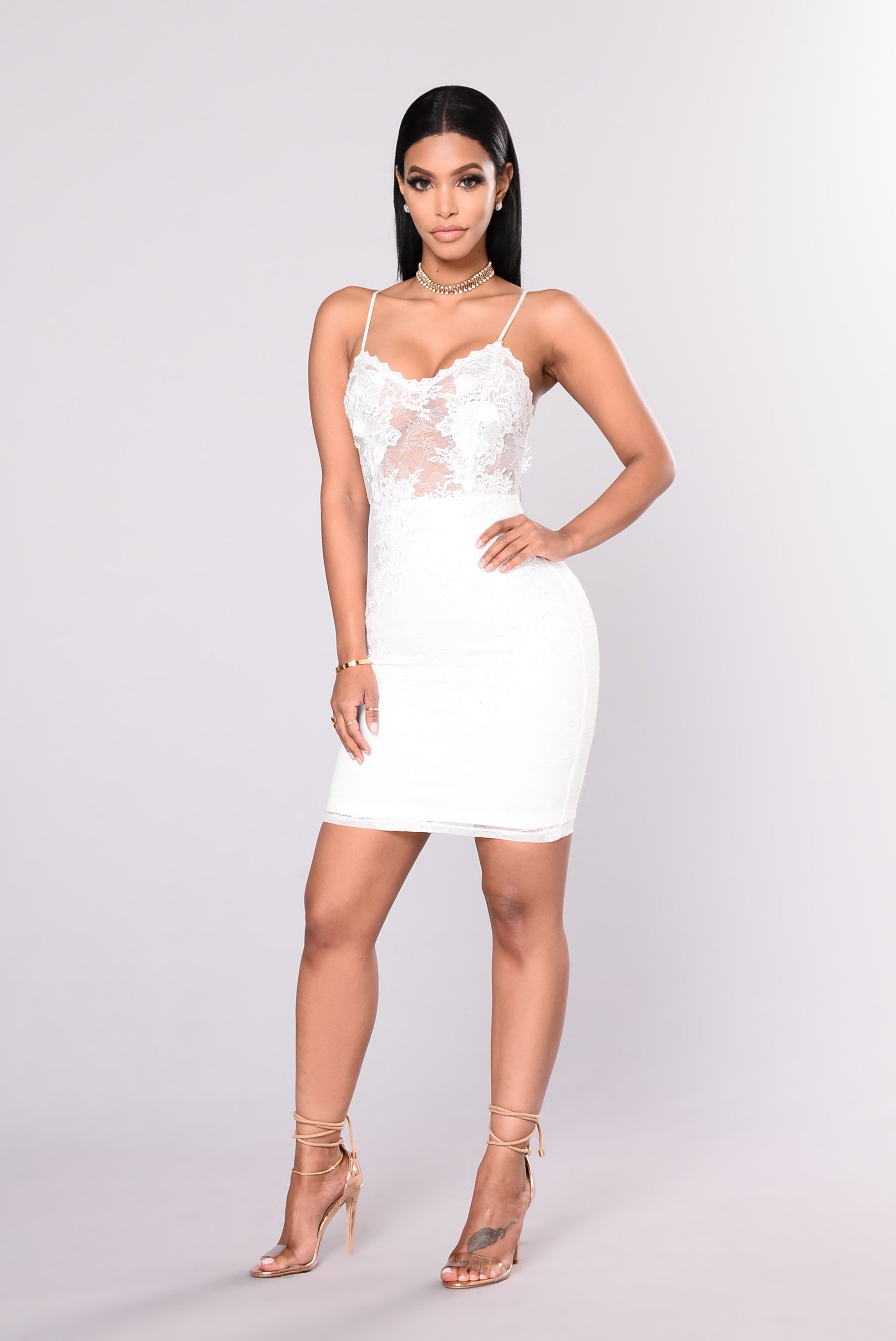 Honey Couture White AMREZY Mesh Bodycon Midi Dress, Bandage Dress Honey Couture, One Honey Boutique Australian Online Store - 1. Find this Pin and more on Things to Wear by Zae Lee. Oh to have the courage to wear some of these outfits. a photo gallery that presents 33 all white .