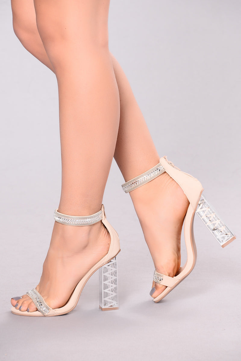 Ready For Tonight Heel - Nude