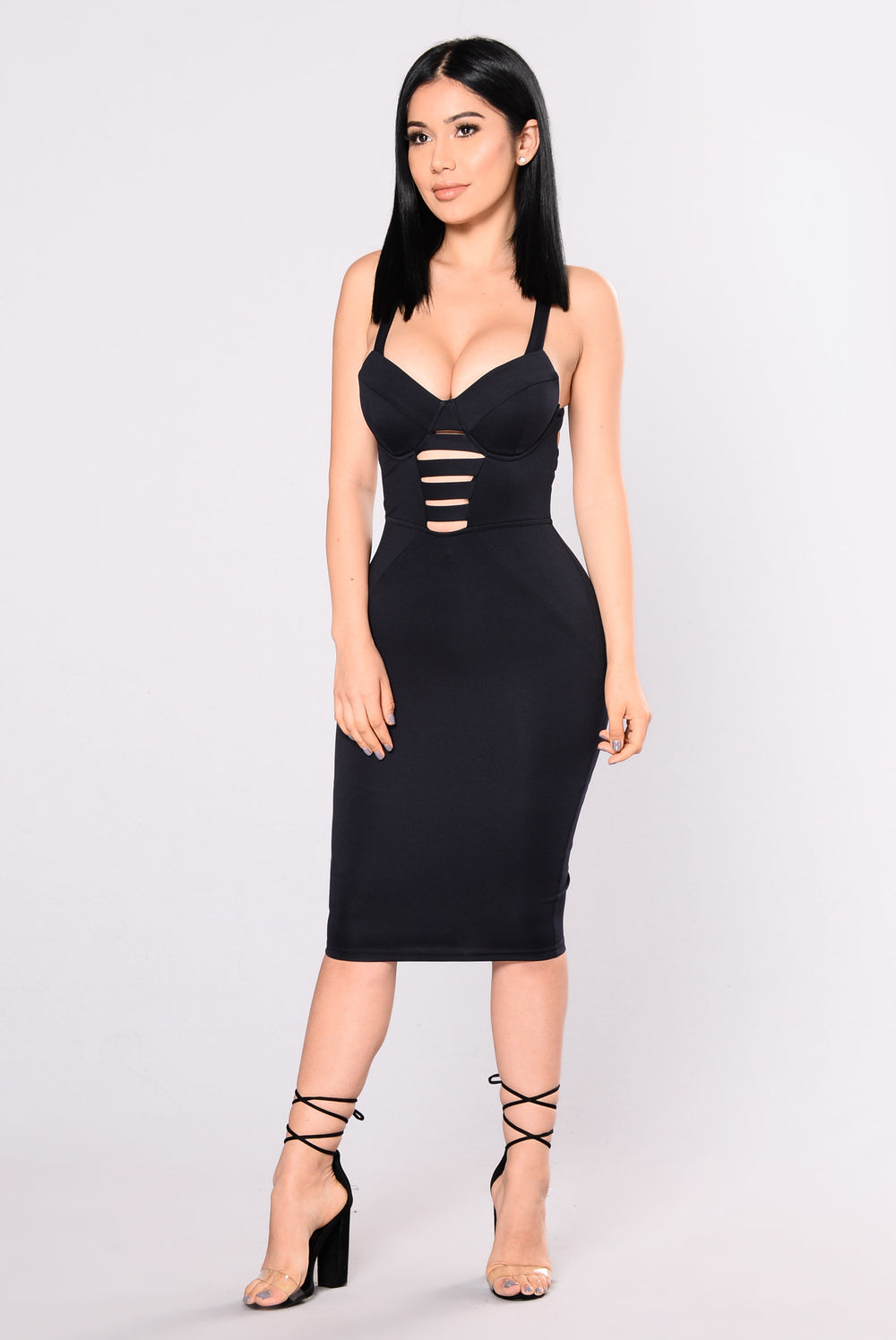 Nothing But Good Dress - Navy