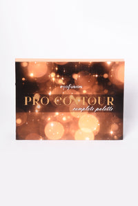 Profusion Cosmetics: Pro Contour Kit - Black