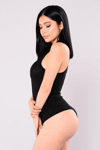 Bonnie And Clyde Bodysuit - Black
