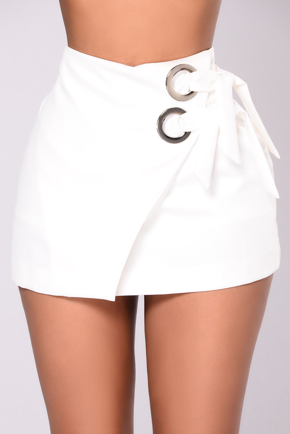 Call it What you like Skirt - White